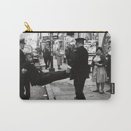 John Lewis Being Arrested After A Sit In,60s Carry-All Pouch