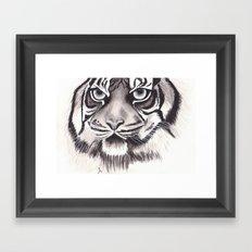 Felino Framed Art Print