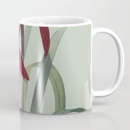 Victoria's Garden, feat. Amaryllis Formosissima, Magazine Cover Coffee Mug