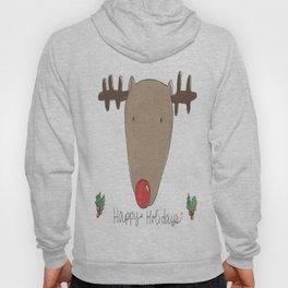 Rudolph Always Delivers  Hoody