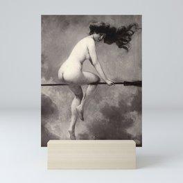 DEPARTURE FOR THE SABBATH - ALBERT JOSEPH PENOT Mini Art Print