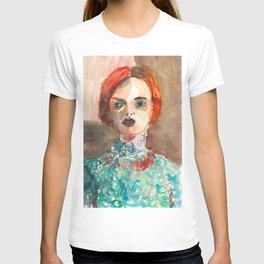 My Victorian Portrait T-shirt