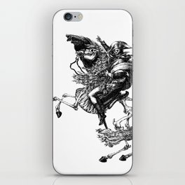 Napoleon Bonaparte iPhone Skin