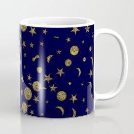Merlin's Cape (blue) Coffee Mug