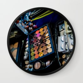 Colorshow Wall Clock