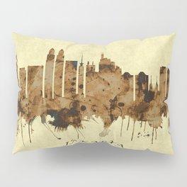 Jakarta Indonesia Cityscape Pillow Sham