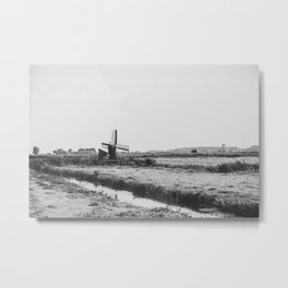 Wind Farm Metal Print