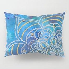 Mystical Mandala Pillow Sham