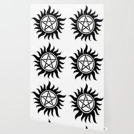 Anti Possession Sigil Black Wallpaper