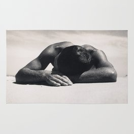 Max Dupain - Sunbaker, 1937 Rug