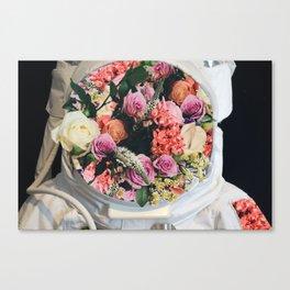 SPACE BOUQUET Canvas Print
