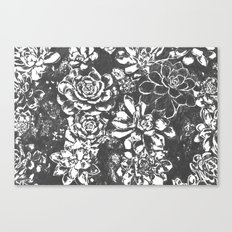 Garden of Stone Canvas Print