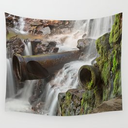 Dam Cannon Falls Wall Tapestry