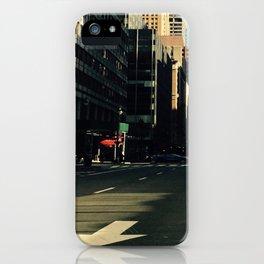 Lexington Avenue iPhone Case
