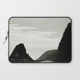 Haute-Gaspesie Coastal Road Laptop Sleeve