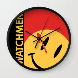 Who Watches Who? Wall Clock
