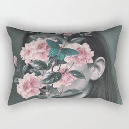 Inner beauty Rectangular Pillow