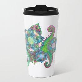 colourful mandalas Travel Mug