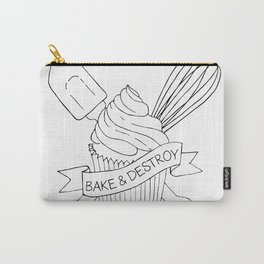 Bake & Destroy Carry-All Pouch