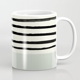 Coastal Breeze x Stripes Coffee Mug