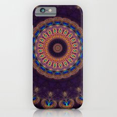 Jewelled Peacock Slim Case iPhone 6s