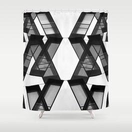 Duplex II Shower Curtain