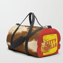 Queen of Country Duffle Bag