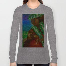 The Legend of the Taro Long Sleeve T-shirt