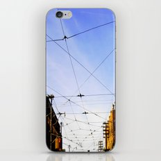 Queen Street Grid iPhone & iPod Skin