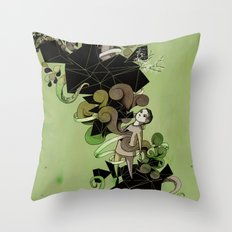 Soulgasm Throw Pillow
