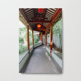 Pathways  Metal Print