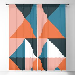how many triangles? Blackout Curtain