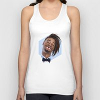 danny ivan Tank Tops featuring Danny Brown by LinnMaria_ink