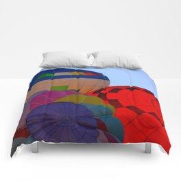 Hot Air Balloon Festival - II Comforters