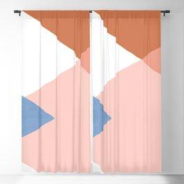 Geometrics - moroccan sky Blackout Curtain