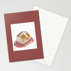 Hot Crossed Bun Stationery Cards