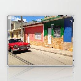 Cars in Cuba Laptop & iPad Skin