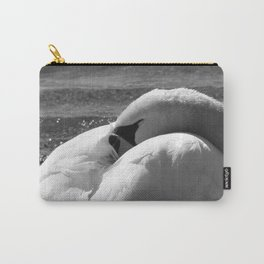 Sleeping Swan by Teresa Thompson Carry-All Pouch