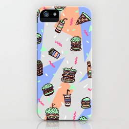 Atomic Munchies iPhone Case