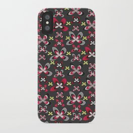 Modern Bloom iPhone Case