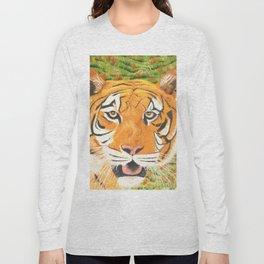 L'amour couleur d'automne Long Sleeve T-shirt