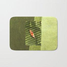 Leaf Noir Bath Mat