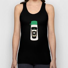 The Coffee Stacker Unisex Tank Top