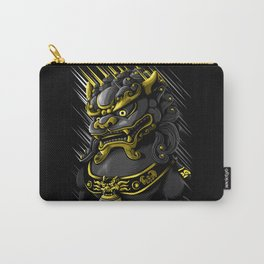 Gold Dragon Carry-All Pouch