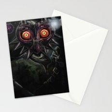 Legend of Zelda Majora's Mask Link Stationery Cards