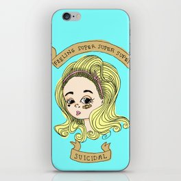 Teen Idol iPhone Skin