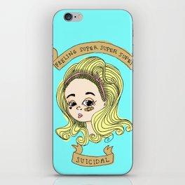 Teen Idol iPhone Skin
