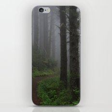 Forest of Fog iPhone & iPod Skin