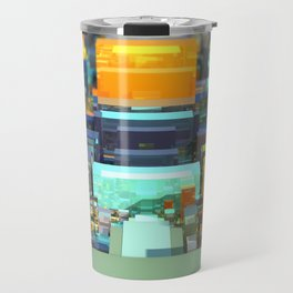 Metroscape Travel Mug
