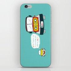 Dad Luv iPhone & iPod Skin